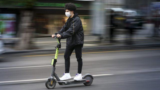 Türkiye'de elektrikli scooter kullanıcı sayısı yaklaşık 3,5 milyona ulaştı