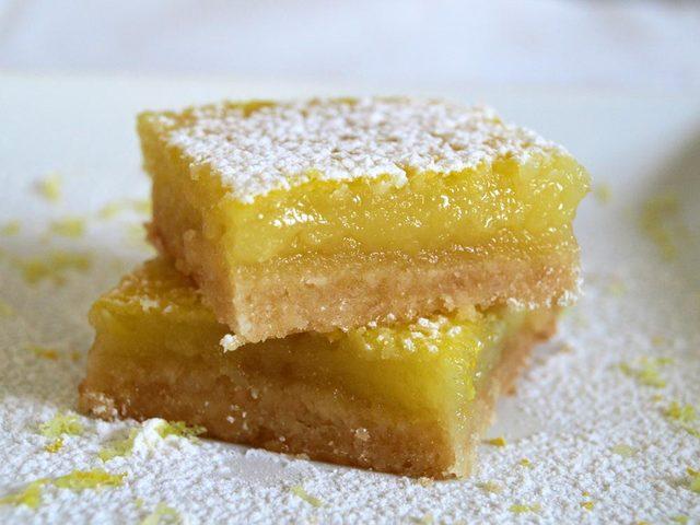 Ferah Ferah: Limonlu Pamuk Kek