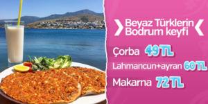 Bodrum'da Lahmacun Yemeden Önce Yürek Yemek Gerek: Kazıklarıyla Ünlenen Bodrum Beachleri