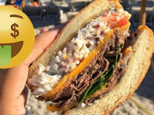 Türkiye'nin En Pahalı Hamburgeri Çeşme'de: Fiyatı Dudak Uçuklatıyor!