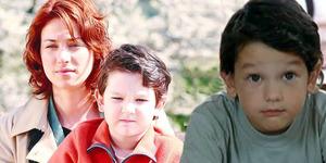 Aliye'nin küçük oğlu Arda yakışıklı bir delikanlı oldu