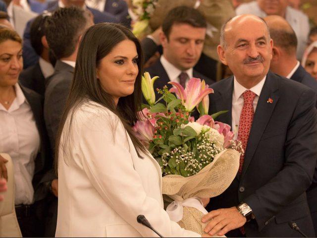 1991 yılından beri ilk kadın Çalışma ve Sosyal Güvenlik bakanı atandı: Jülide Sarıeroğlu
