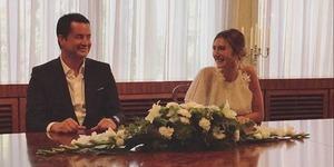 İşte an an yılın düğünü: Şeyma Şubaşı ile Acun Ilıcalı evlendi!