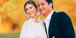 Acun Ilıcalı ile Şeyma Subaşı evlendi! Yılın nikahından ilk görüntüler