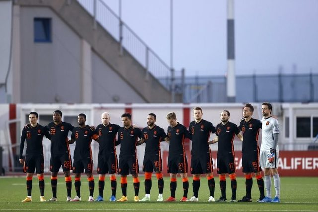 Hollanda A Milli Futbol Takımı