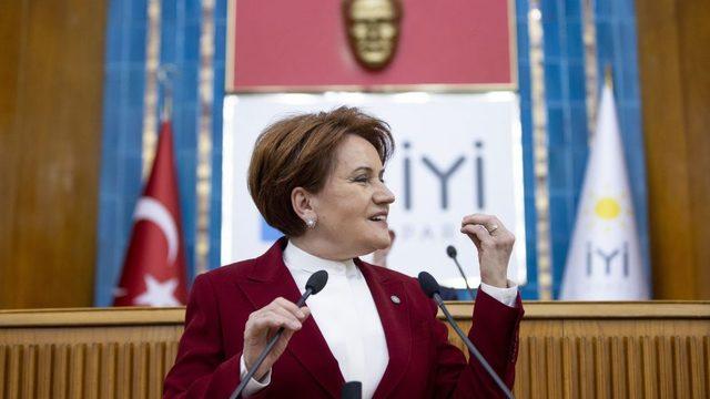 Meral Akşener öneriyi 26 Mayıs'ta açıklayacak.