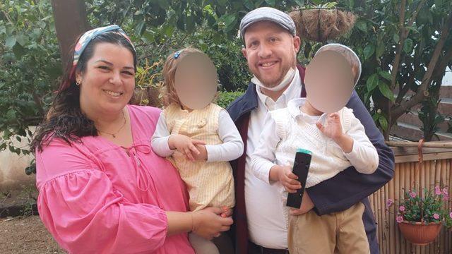 Tova Levy güvende olmadıklarını düşünerek eşi ve iki çocuğuyla Lod'u terk etti