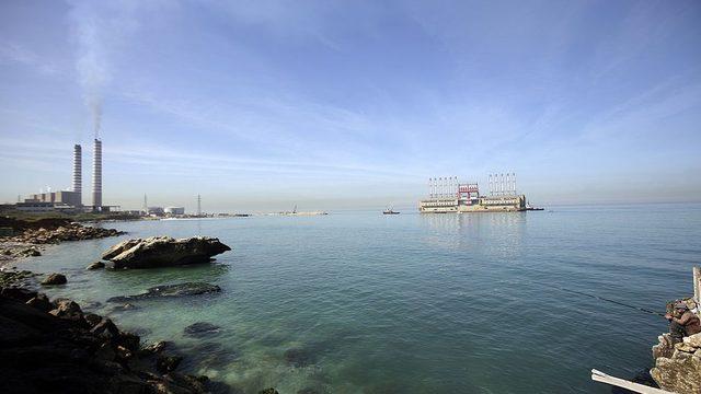 Karadeniz Holding'e ait iki gemi, Lübnan'ın elektrik ihtiyacının yüzde 25'ini karşılıyordu.