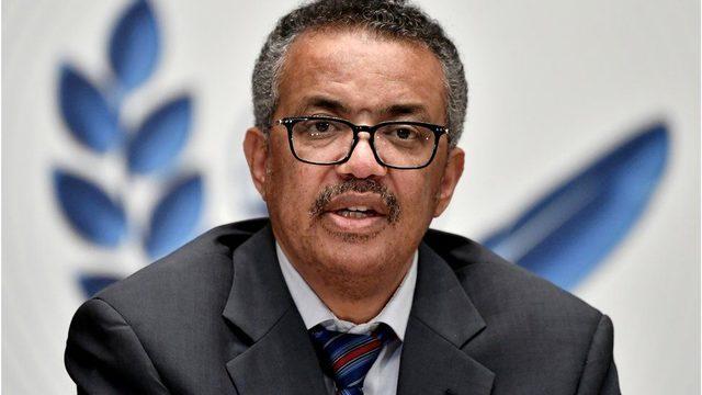 WHO lideri Dr. Tedros, pandeminin ikinci yılının ilk yıldan daha fazla ölüme yol açabileceği uyarısında bulundu