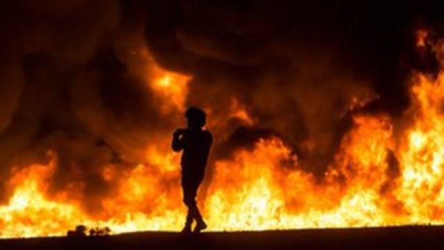 Filistin: BBC İzleme Servisi, Gazze'deki olaylarla ilgili sosyal medyada en çok yayılan yanlış bilgileri inceledi