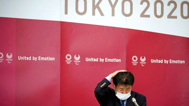 Tokyo Olimpiyatları Mali İşler Direktörü Hidemasa Nakamura, 28 Mayıs