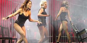 Irmak Ünal'ın seksi dansı olay oldu!