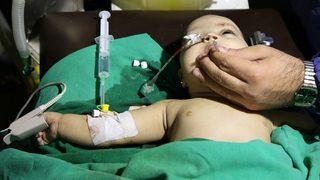 Şam'da sivillere füzeli saldırı!