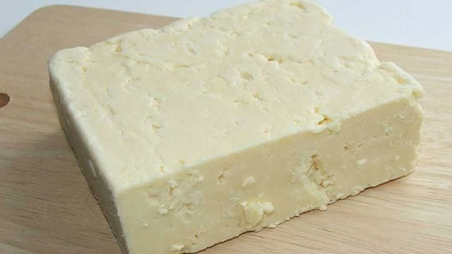 Dişlerinizi fırçalayamıyorsanız peynir tüketin