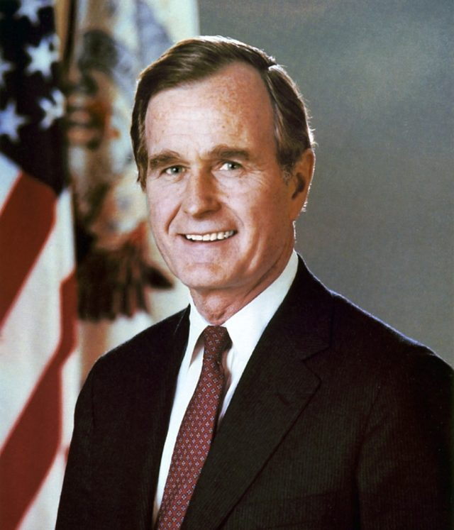 george herbert walker bush american politician