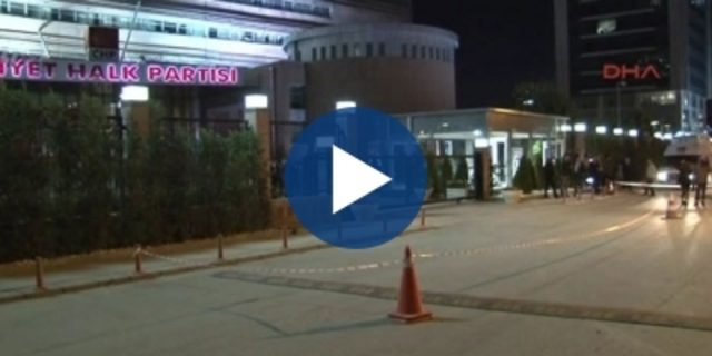 CHP Genel Merkezine Ateş Açan Zanlı Serbest 6