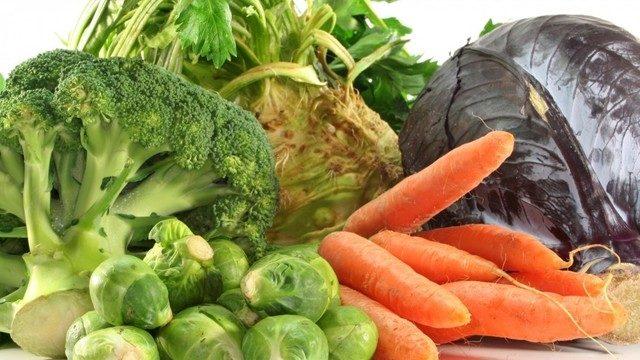 """""""Kış sebzelerinin gücü adına"""": 15 etkili yol"""