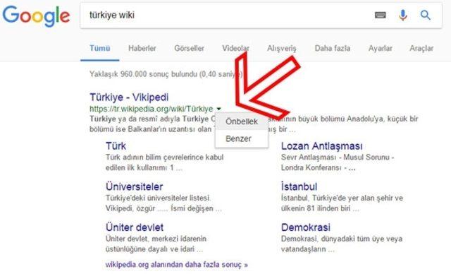 Wikipediaya Nasıl Girilir Bir Vikipedi Sayfası Google Ile Nasıl
