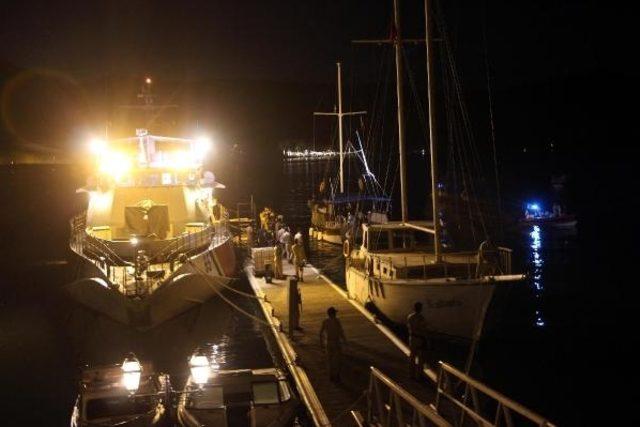 Rodos'a kaçmaya çalışan 50 FETÖ'cü iade edildi!