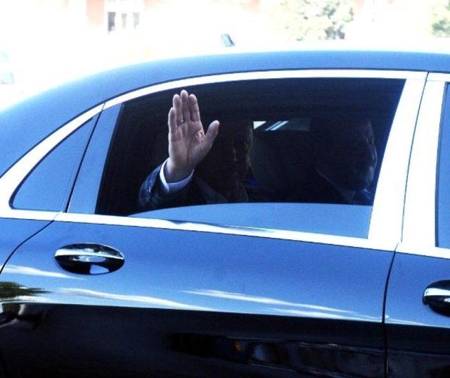Cumhurbaşkanı Erdoğandan Çapa Tıp Fakültesine sürpriz ziyaret 50