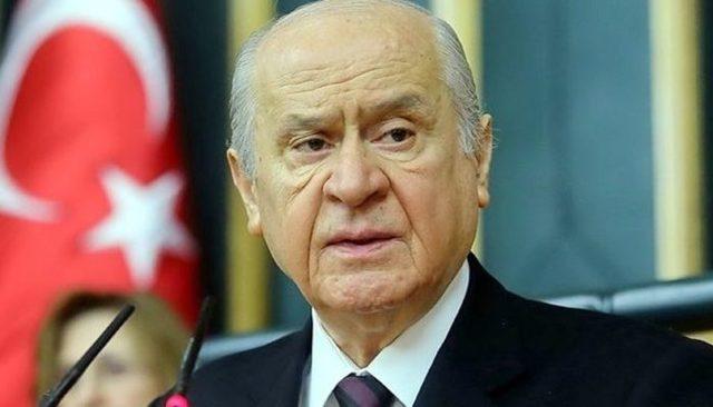 Bahçeli'den son dakika Reza Zarrab çıkışı: Tarafsızlık namussuzluktur!