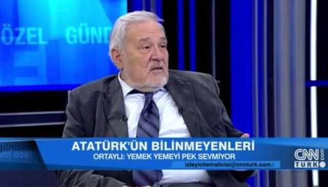 İlber Ortaylı Atatürk'ün bilinmeyen yönlerini anlattı: Hangi orduya koysan General olurdu
