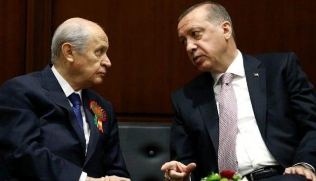 Son anketlerde Erdoğan ve Bahçeli'ye kötü haber