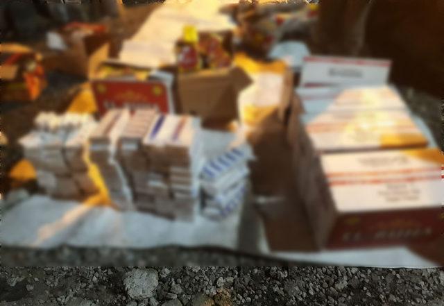 Adana'da kaçak sigara operasyonu: 6 gözaltı