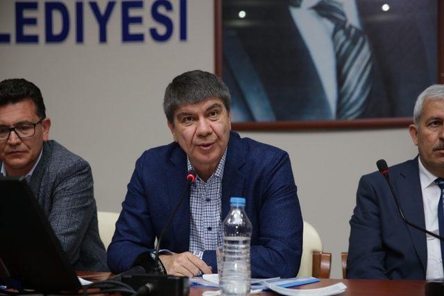 Büyükşehir'den Kumluca'ya 150 milyonluk yatırım