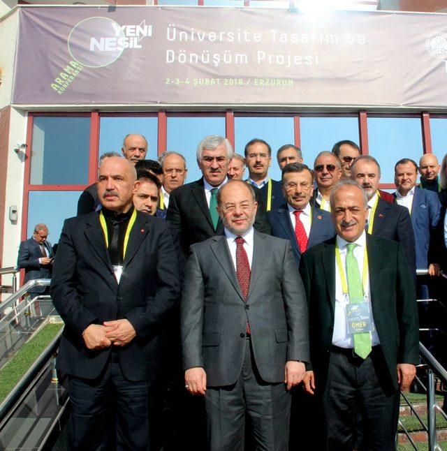 'Yeni Nesil Tasarım ve Dönüşüm Projesi' Atatürk Üniversitesi'nde başladı