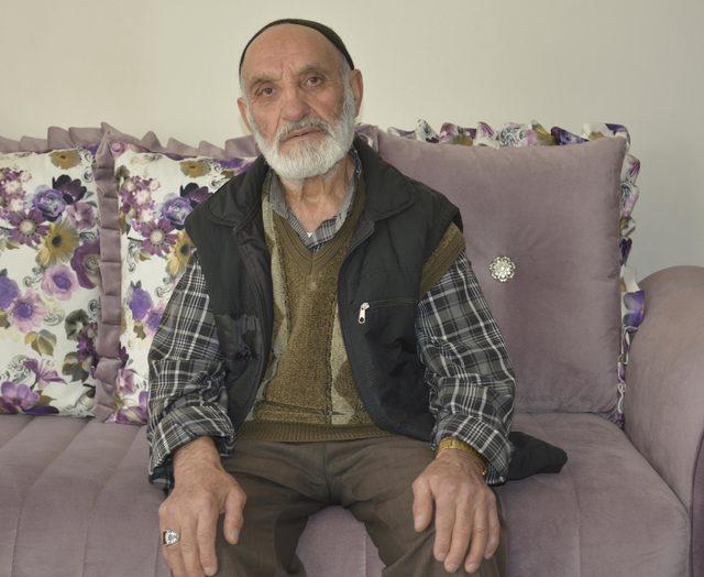 73 yaşında, Afrin'e gitmek için dilekçe verdi
