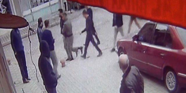 İlçe sakinlerinin hırsız diye yakaladığı kişi, FETÖ şüphelisi çıktı