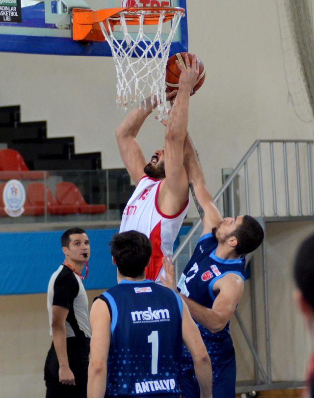 Kayseri İstem Koleji - Kepez Belediyespor: 79 - 72