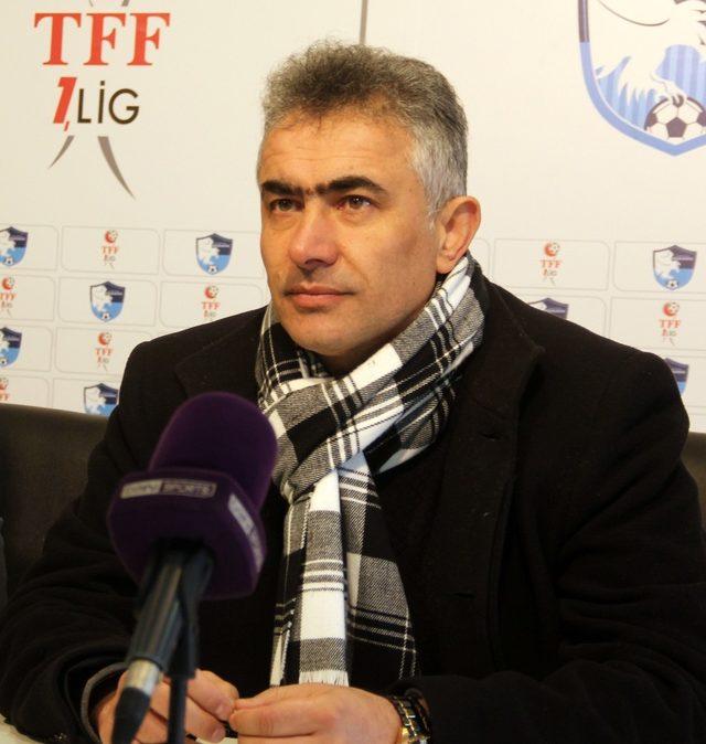 BB Erzurumspor - Çaykur Rizespor maçının ardından
