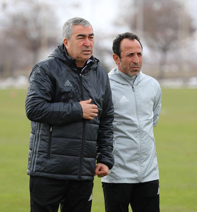 Demir Grup Sivasspor, Galatasaray maçına hazır