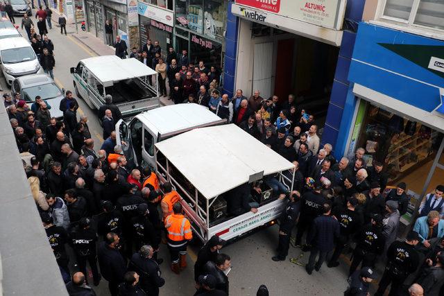 Samsun'da kayıp 2 işçi, asansör boşluğunda ölü bulundu