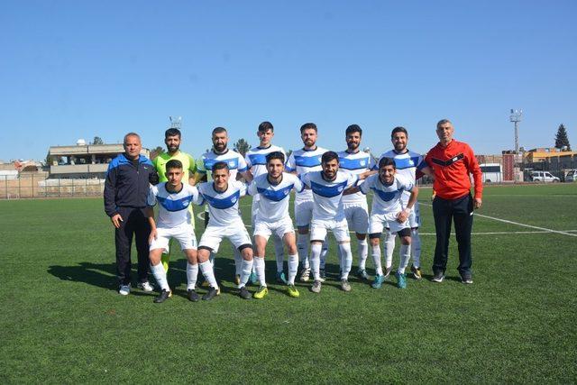 Ceylanpınar Belediyespor Viranşehirspor'u evinde devirdi