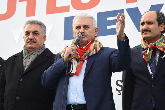 Başbakan Yıldırım'dan Kılıçdaroğlu'na 'milli ittifak' daveti (2)
