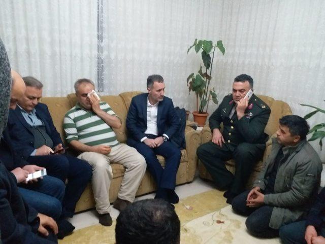 Afrin şehidi Halil İbrahim Aygül'ün acı haberi, Bursa'daki babasına verildi