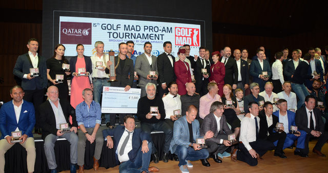 Golf Mad Pro-Am Turnuvası sona erdi