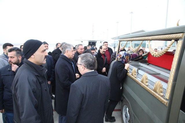 Afrin şehidi Uzman Çavuş Gürsu'nun cenazesi Elazığ'da