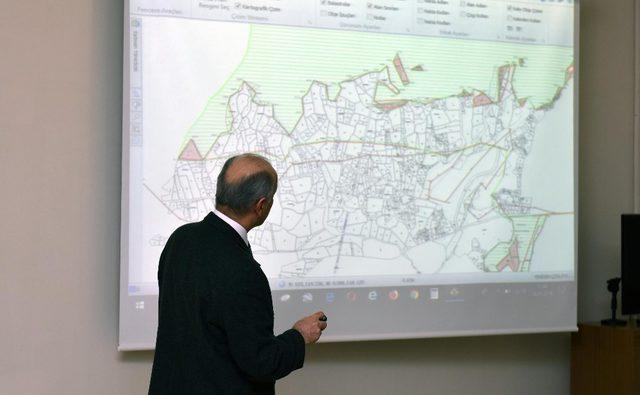 Kepez'in 76 yıllık orman sorununun çözümü çalışmaları