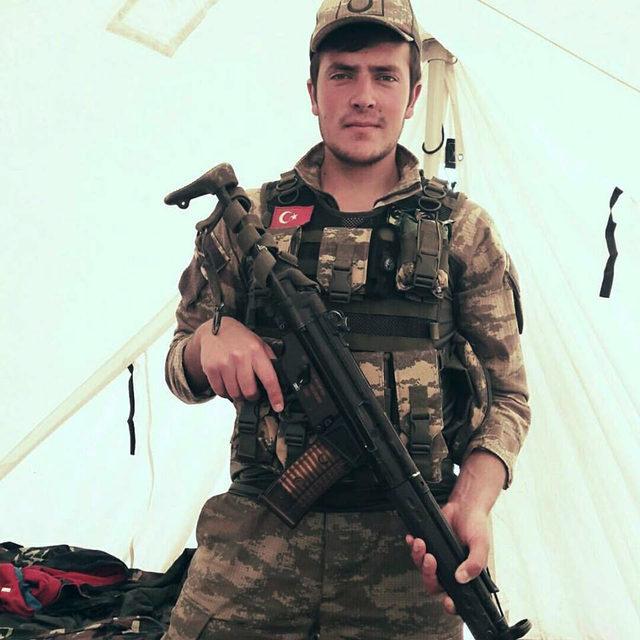 Şehit Seçen'in babası: Oğlum asker olmayı, şehit olmayı çok istedi