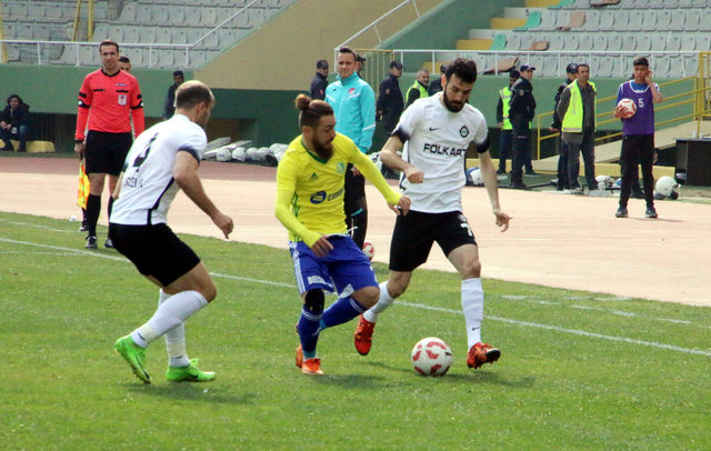 Şanlıurfaspor - Altay: 2-1