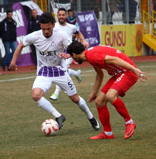 AFJET Afyonspor-Sivas Belediyespor: 4-0