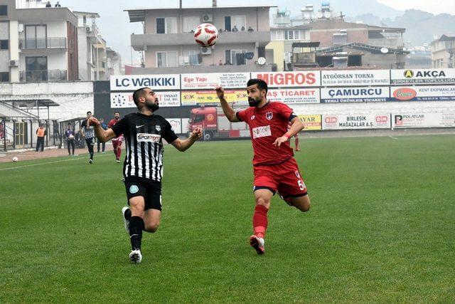 TFF 2. Lig: Nazilli Belediyespor: 3 Niğde Belediyespor: 0