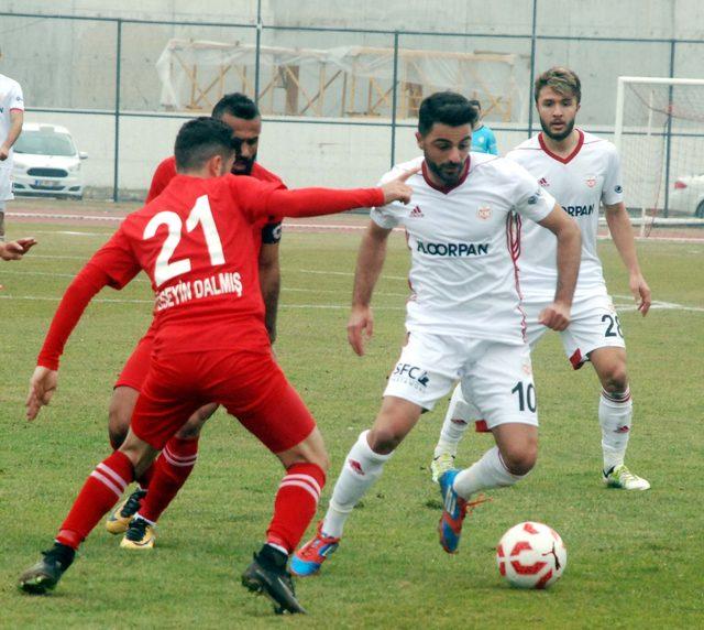 Kastamonuspor 1966-Mersin İdmanyurdu: 3-0
