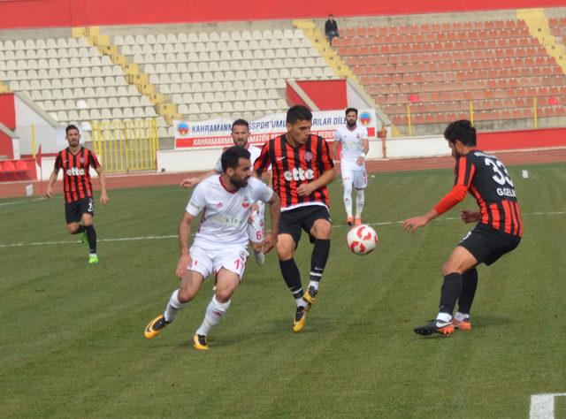 Kahramanmaraşspor - Ottocool Karagümrük: 1-0