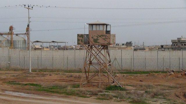 Suriye Ceylanpınar sınırında sessizlik hakim