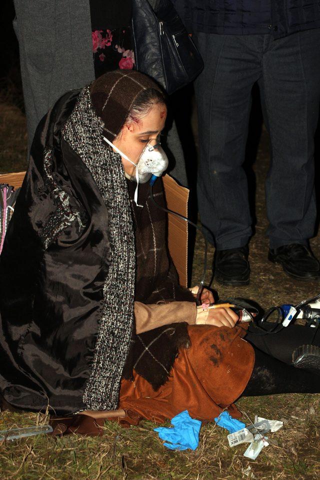 Zonguldak'ta midibüs devrildi: 1 ölü, 22 yaralı